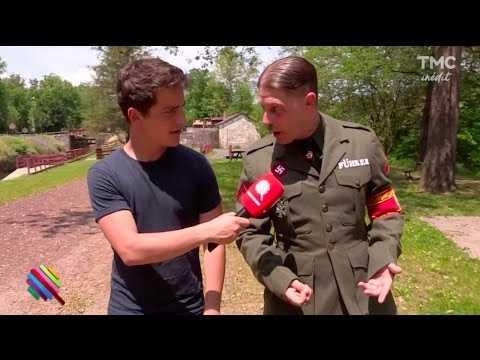 Il change de nom pour s'appeler Hitler - ZAPPING TÉLÉ DU 22/05/2017