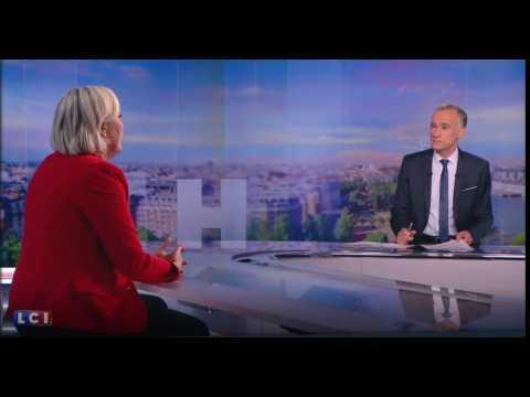 """Marine Le Pen avoue avoir perdu la présidentielle à cause de son débat """"raté"""" (vidéo)"""