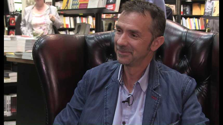 Invité de la rédaction - Franck Thilliez