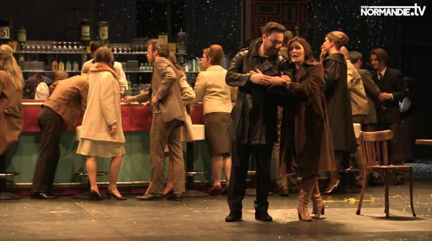 """Comme un air de """"Bohème"""" à l'Opéra"""