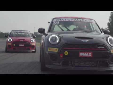 MINI John Cooper Works Challenge Lite (231 CV) Driving Video Trailer | AutoMotoTV