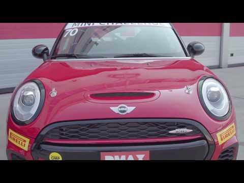 MINI John Cooper Works Challenge Lite (231 CV) Exterior Design Trailer | AutoMotoTV