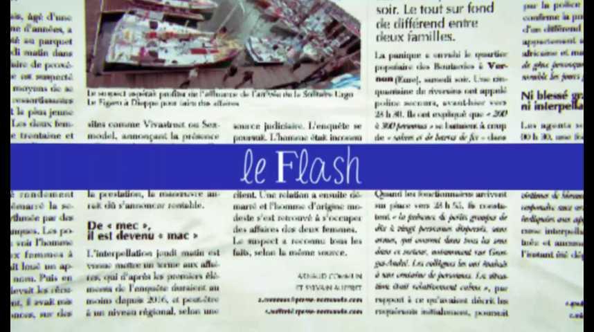 Le Flash du 31 août
