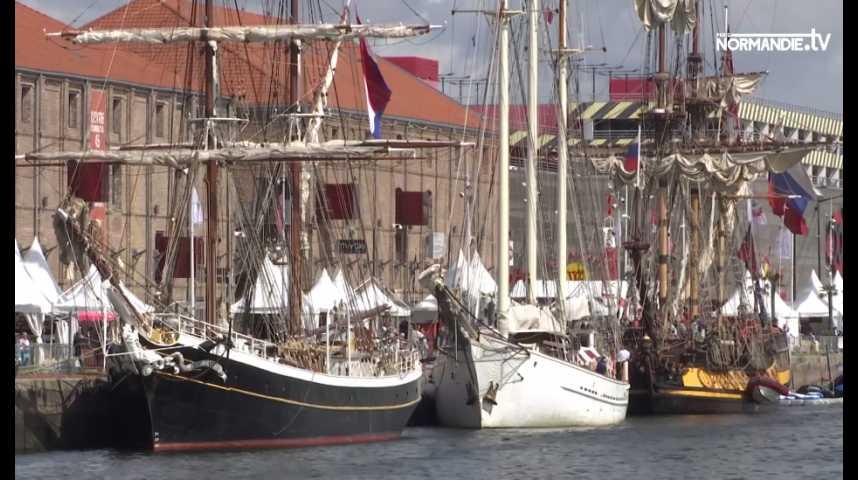 Les Grandes Voiles : tous marins au Havre jusqu'à dimanche