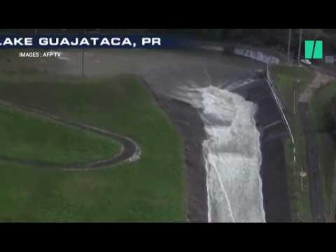 L'ouragan Maria fait céder un barrage à Porto Rico et provoque l'évacuation de 70 000 personnes