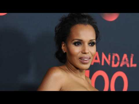 Kerry Washington Discusses Scandal Coming to a Close