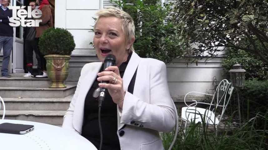"""Interview - Véronique Salvador : """"J'ai refusé la présence en hologramme d'Henri dans 'Hit Parade'"""""""