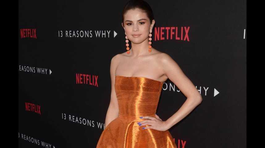 Selena Gomez fait du sport en sous-vêtements