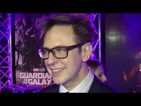 James Gunn Cut A Major Cameo For 'Guardians' Vol. 2?