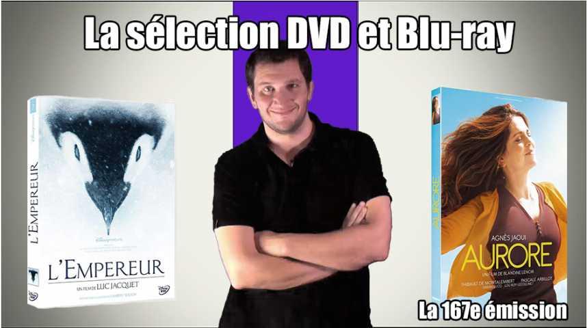La sélection DVD de la rédaction - Émission 167