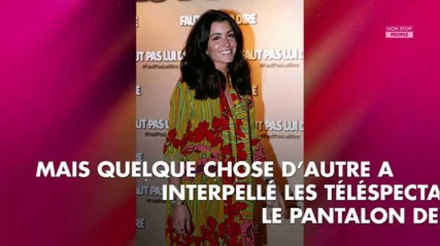 Jenifer - The Voice Kids : son pantalon coloré coûte très cher !