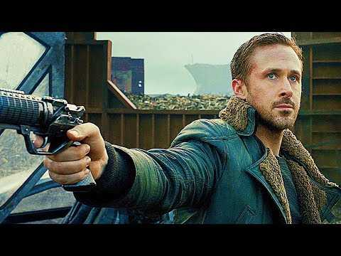 BLАDЕ RUNNЕR Extraits + bande Annonce VOST ★ Ryan Gosling, Harrison Ford, Sci-Fi (2017)