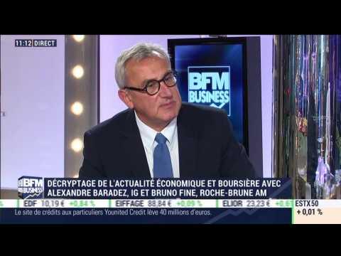 Alexandre Baradez VS Bruno Fine (1/2): La Fed va-t-elle maintenir le statu quo sur ses taux directeurs ? - 19/09