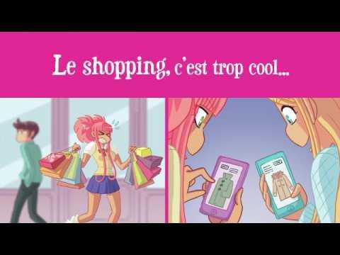 """Closer Teen te présente la BD """"Marie-Lune"""". Canon !"""