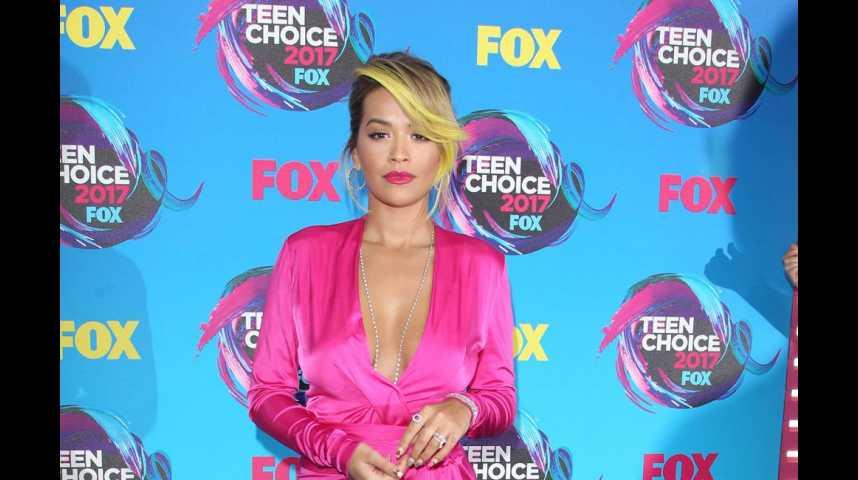 Rita Ora a quitté son ex sur Facetime