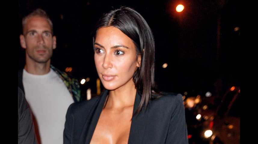 Kim Kardashian va faire moins de photos nue