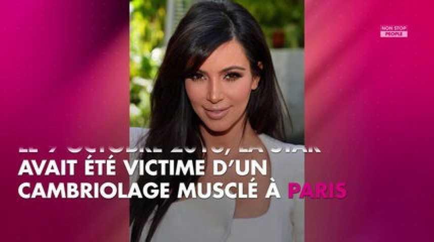 Kim Kardashian : l'étonnant cadeau de North West après son agression à Paris