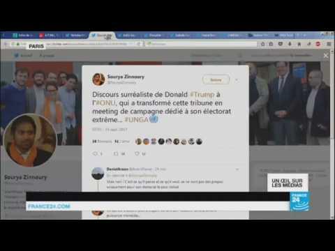 Baptême du feu pour Donald Trump et Emmanuel Macron devant l'ONU