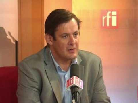 François Kalfon, co-fondateur du mouvement «Inventons la gauche nouvelle».