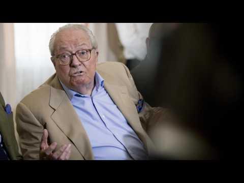 Front national : Jean Marie Le Pen appelle sur RTL à l'unité avec Florian Philippot