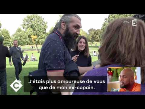 Elle drague Sébastien Chabal - ZAPPING TÉLÉ DU 16/11/2017