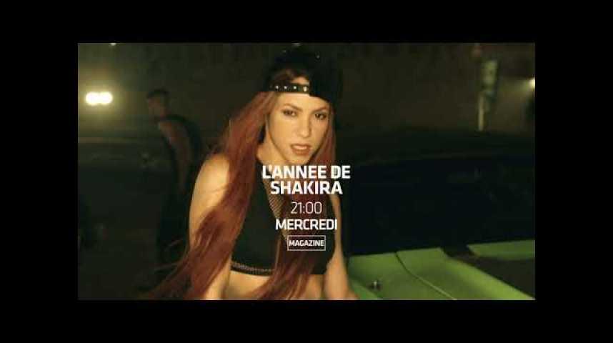 L' Année De Shakira (Bande Annonce)