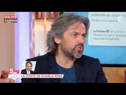 C à Vous : Aymeric Caron revient sur son tweet polémique sur #balancetonporc (Vidéo)