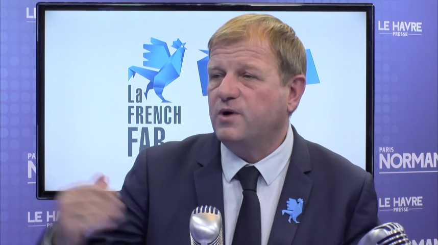 Bpifrance s'investit en Normandie