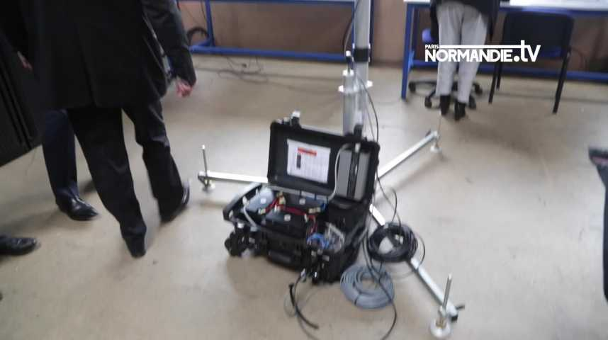 Cordon DS2I à Val-de-Reuil créé un dôme de protection innovant