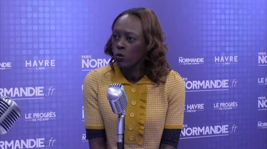Sira Sylla, députée de la 4e circonscription de la Seine-Maritime