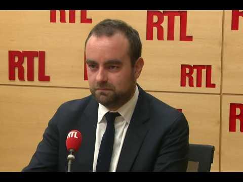 Sébastien Lecornu est l'invité de RTL
