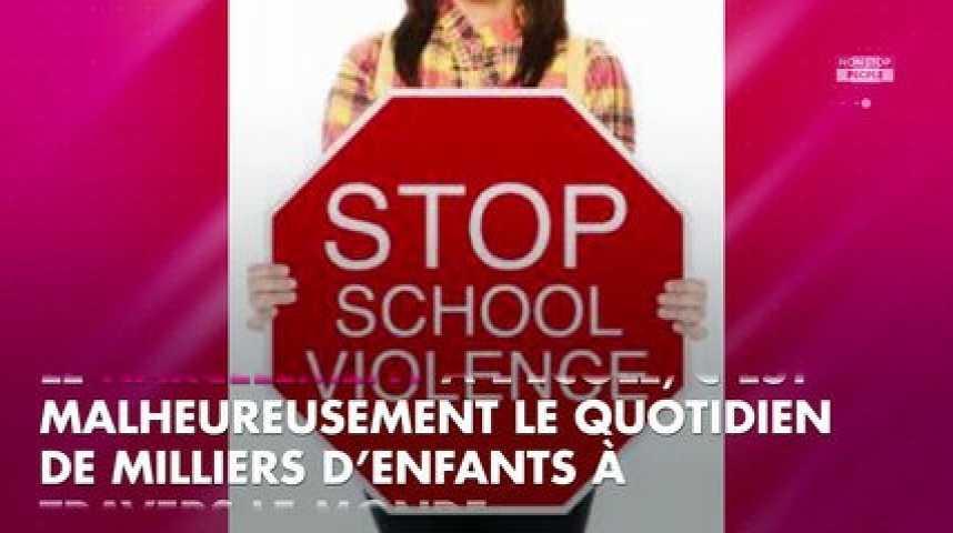 Justin Bieber, Katy Perry, Jennifer Lopez ... les stars se mobilisent pour un enfant harcelé à l'école