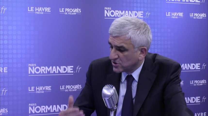 Interview de Hervé Morin