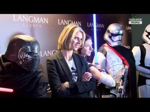 Un florilège de personnalités à la Star Wars Party (Exclu vidéo)