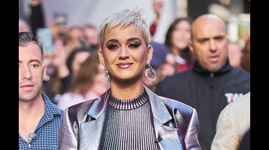 Katy Perry n'a pas obtenu de visa pour le défilé de Victoria's Secret