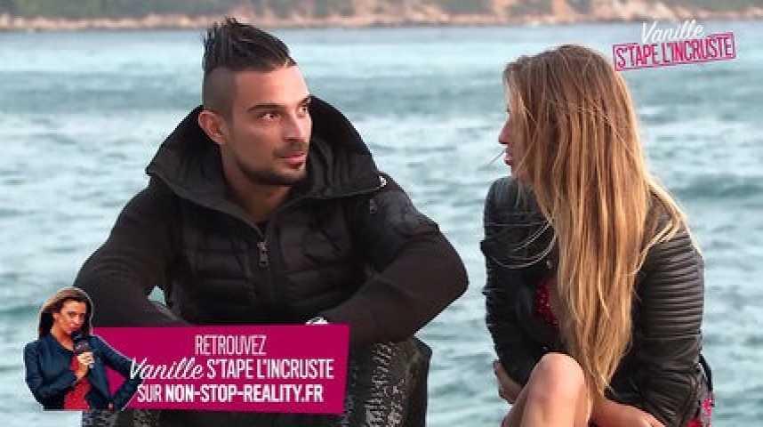 Vanille s'tape l'incruste chez Julien Tanti : Les rêves du Marseillais (EXCLU VIDEO)