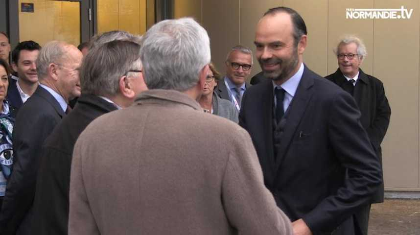 Les ambitions maritimes d'Edouard Philippe