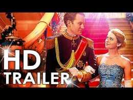 A CHRISTMAS PRINCE Trailer 2017 Rose McIver Netflix Romance Movie HD