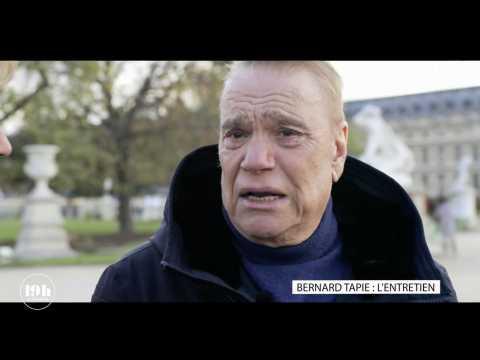 Bernard Tapie au bord des larmes - ZAPPING TÉLÉ DU 20/11/2017
