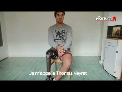 Hospitalisé pour une fracture, Thomas ressort sans sa jambe