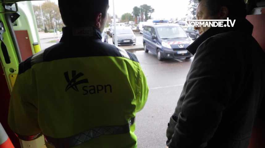 Contrôles de vitesse de la gendarmerie sur l'A13 : la répression ou la sanction