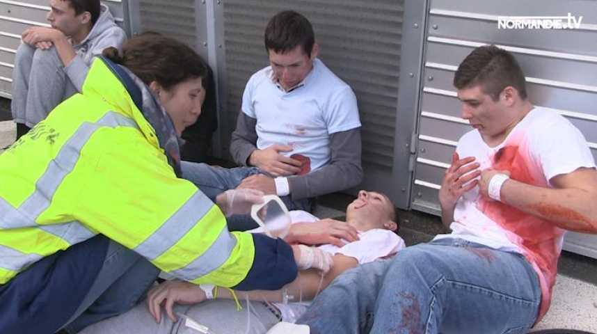 La médecine se forme aux attaques terroristes