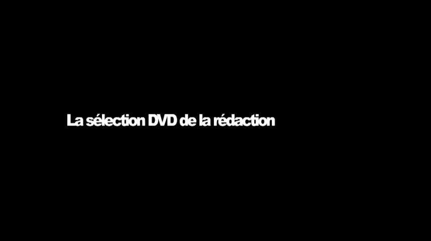 La sélection DVD - Le tout en image de la fin d'année