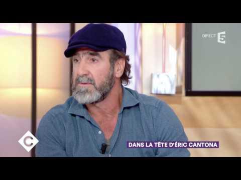 """Éric Cantona : """"La France à l'étranger, tout le monde s'en fout"""" - ZAPPING TÉLÉ DU 14/11/2017"""