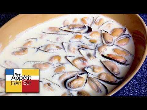 [Recette] Marinière de Coques au Persil Plat - Chef Jacques Le Divellec