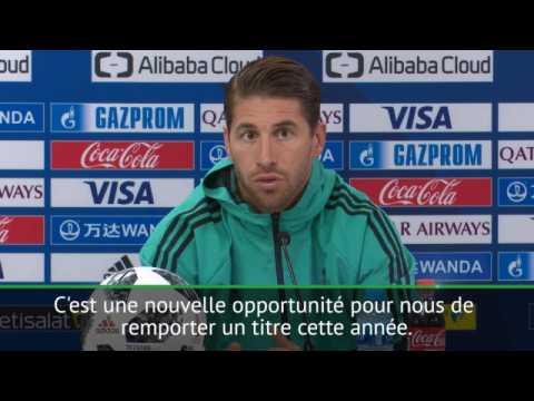 """Ramos : """"Motivés pour aller chercher ce nouveau titre"""""""