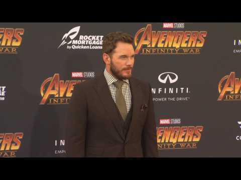 Chris Pratt criticised for referencing wrong Guardians of the Galaxy character