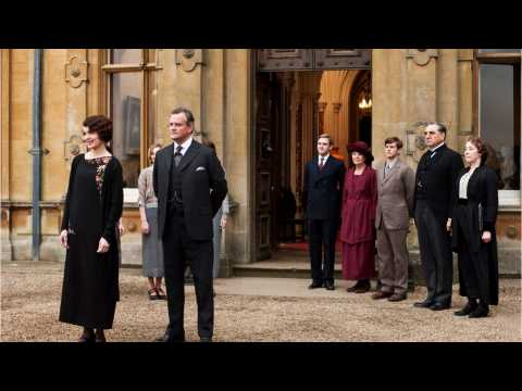First Look At The 'Downton Abbey' Movie