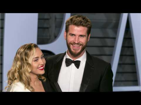 Miley Cyrus And Liam Hemsworth Wrap Up 2018 By Getting Married