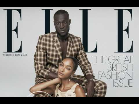 Stormzy wants to inspire young black Brits